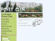 Poney Club 'Le Rouget'
