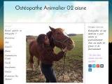 Osteopathe animalier equin 02