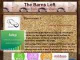 The barns left