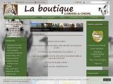 L'univers du Cheval la boutique