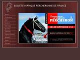 LE CHEVAL PERCHERON FRANCAIS